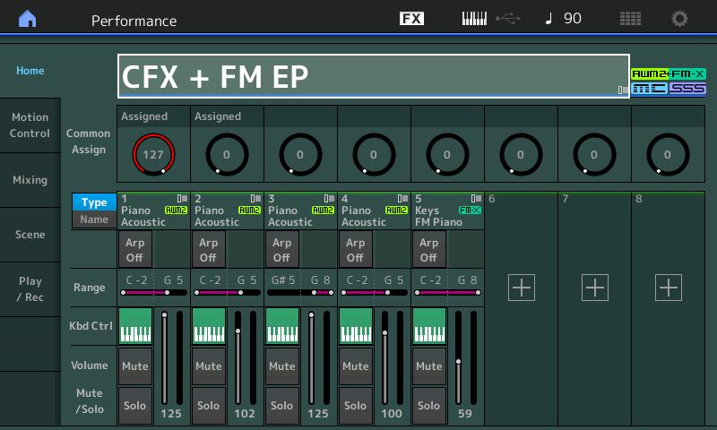 CFX FMEP
