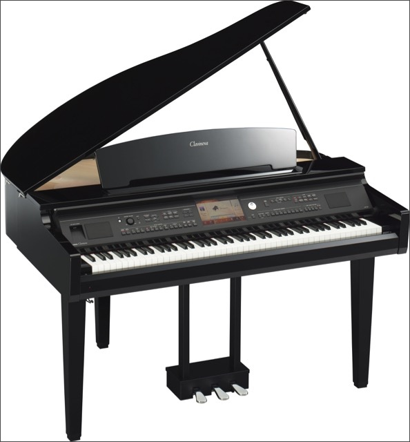 Recording a Favorite Song on Your Clavinova     Including