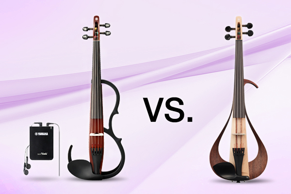What's the Difference Between a Silent Violin and an Electric Violin?