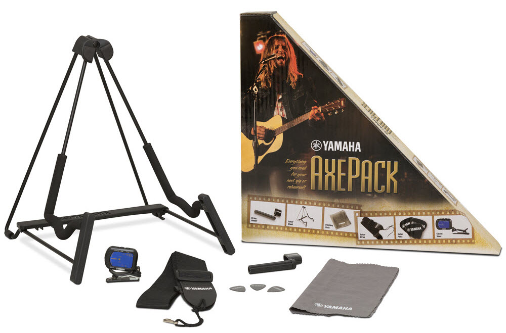 Guitar stand kit.