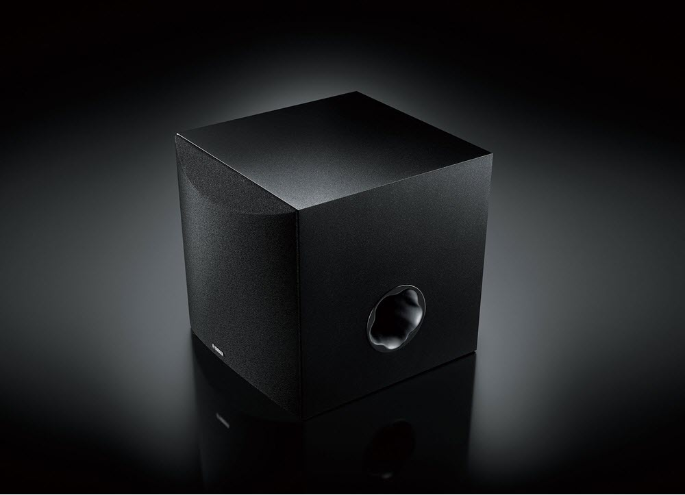 Compact subwoofer