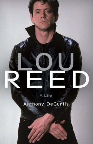 Picture of Lou Reed with his name overlaid.