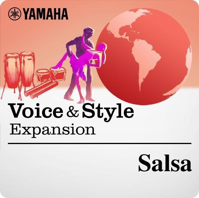 Logo from Yamaha Voice & Style Expansion for Salsa.