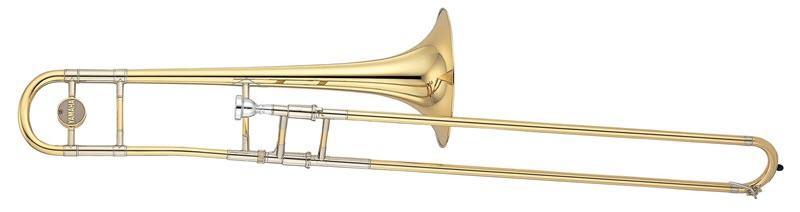 Photo of trombone.