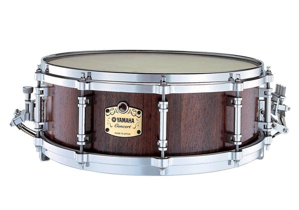 Single snare drum.