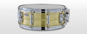 Polished metal cased single drum.