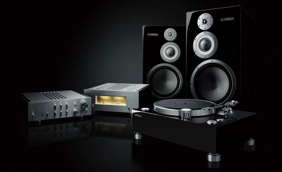 Yamaha 5000 Series Ultra Hi-Fi System