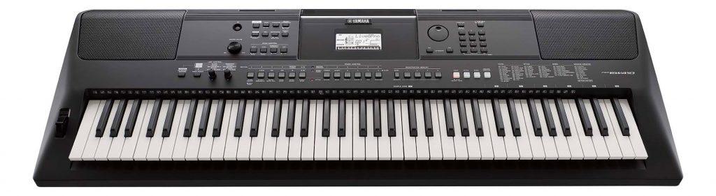 Digital keyboard.