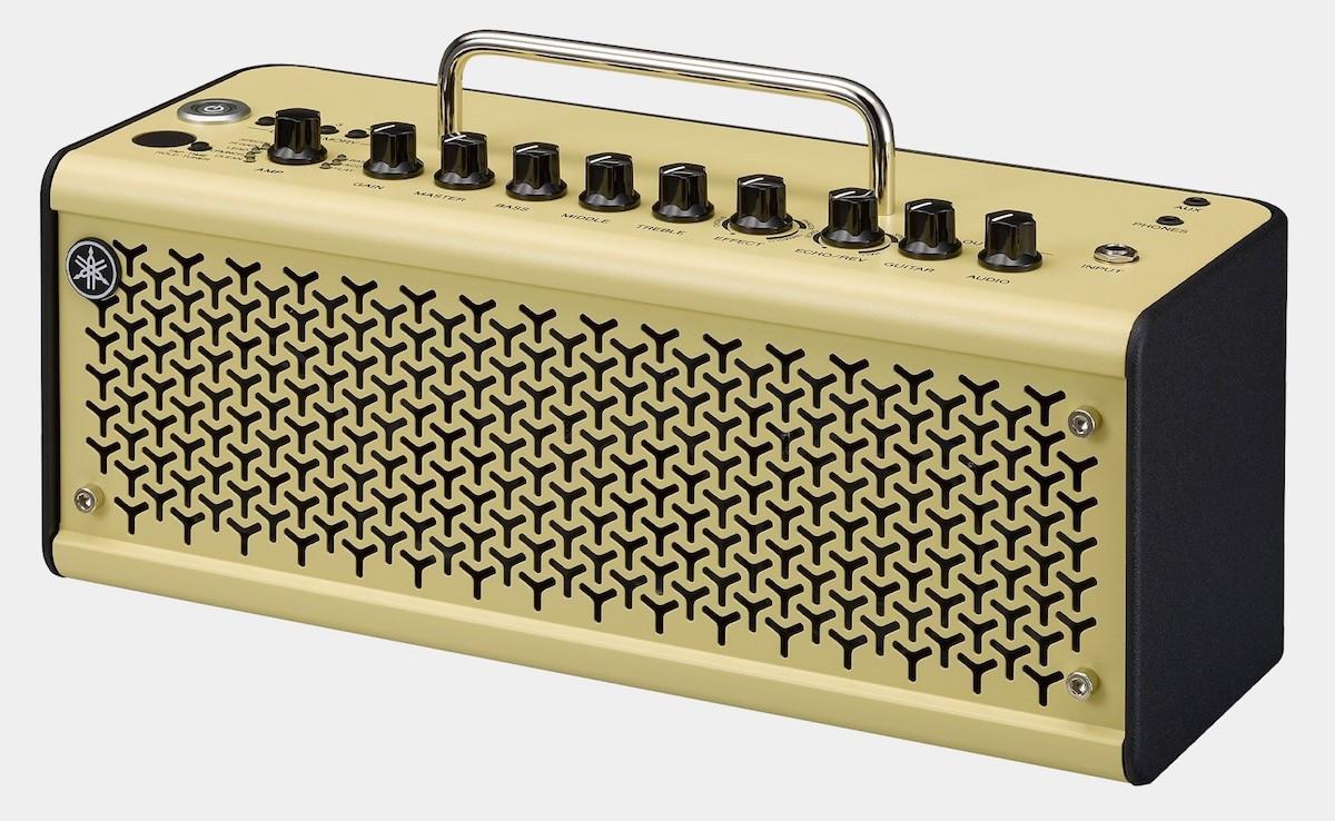 Photo of Yamaha THR10II amplifier.