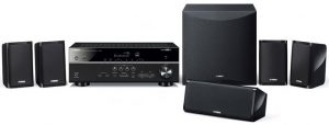 5.1-Channel Home Theater System.