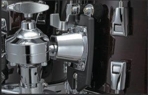 Close-up shot of Yamaha Y.E.S.S. tom mount.