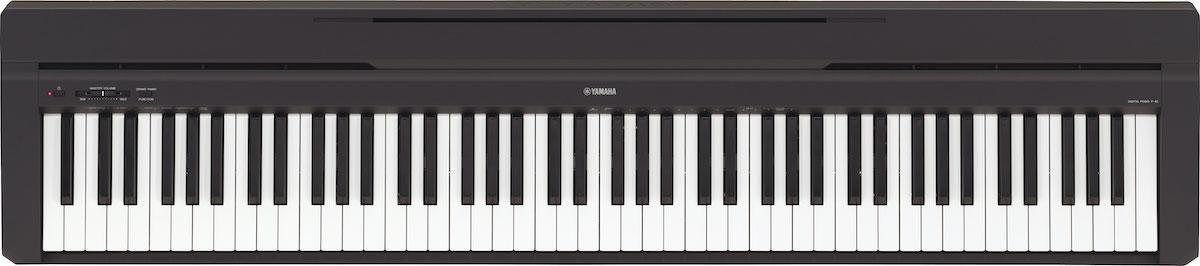 Large digital piano.