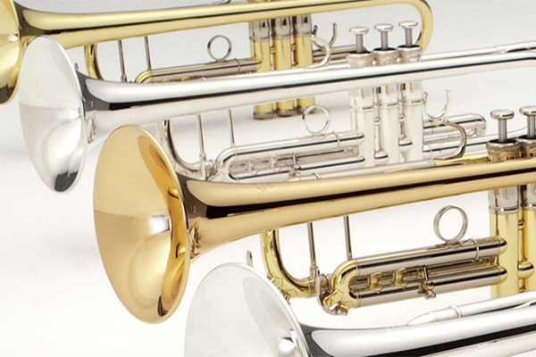 Four trumpets.