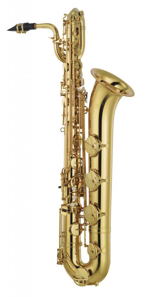 Custom Baritone Saxophone.