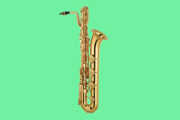 YBS-82 Custom Baritone Saxophone.