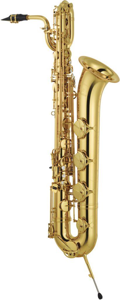 Yamaha YBS-82 custom baritone saxophone.
