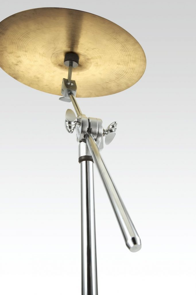 Yamaha CS-865/CS-965 cymbal stand plastic tube cap.