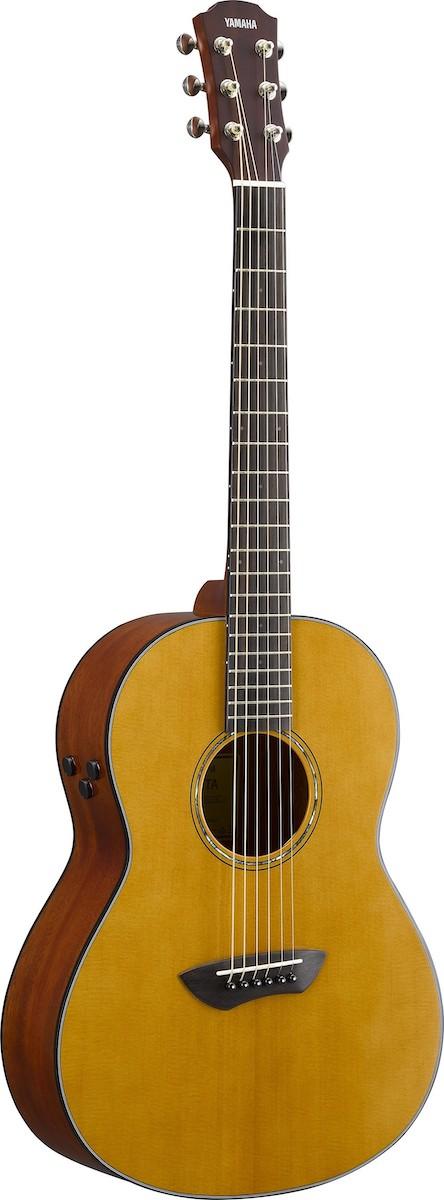 Yamaha CSF-TA TransAcoustic guitar.