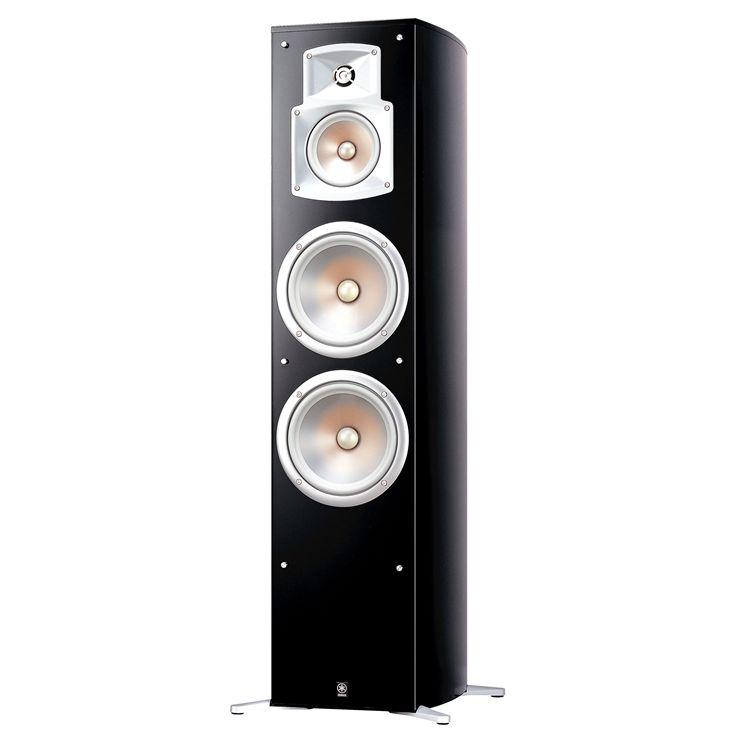 Yamaha NS-777 floor-standing speaker.