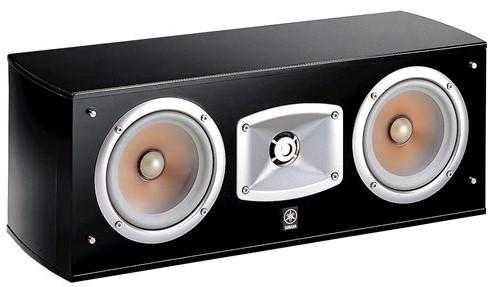 Yamaha NSC-444 bookshelf speaker.
