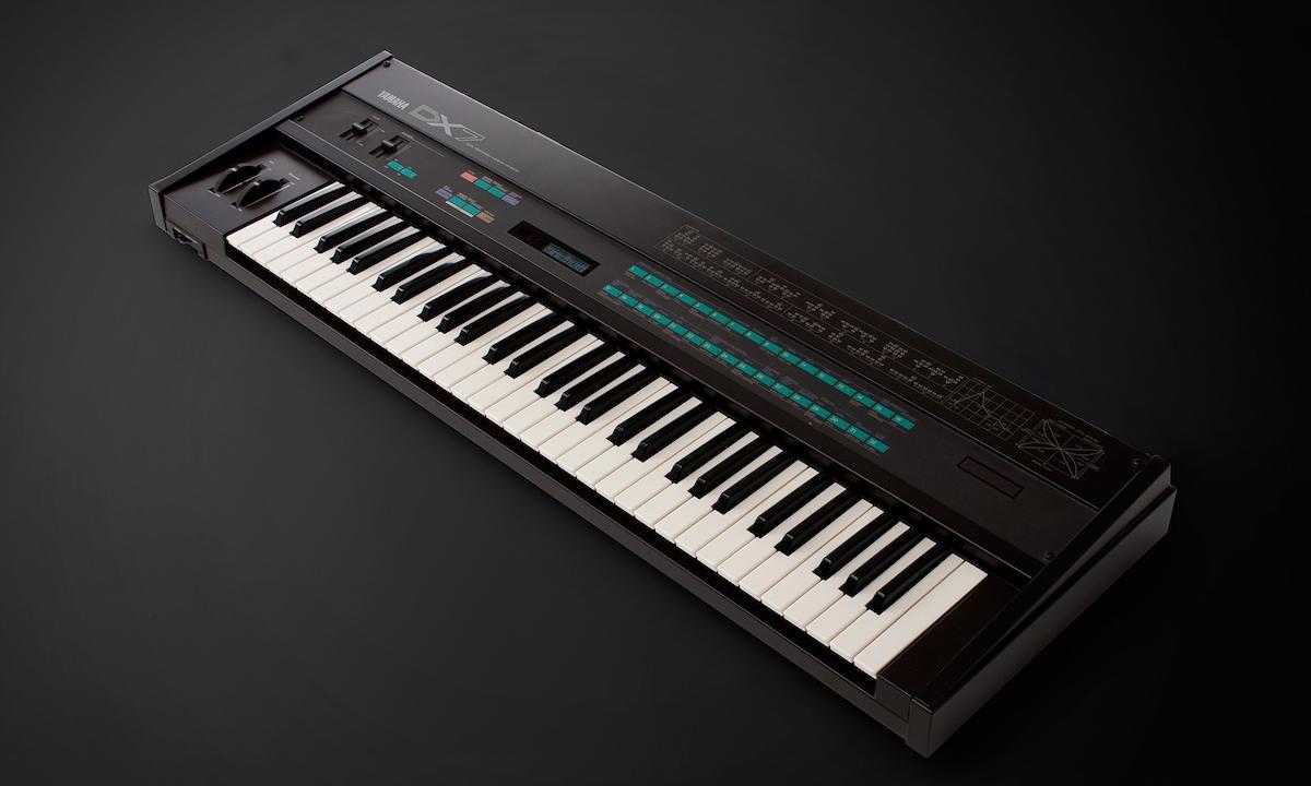 The Yamaha DX7.