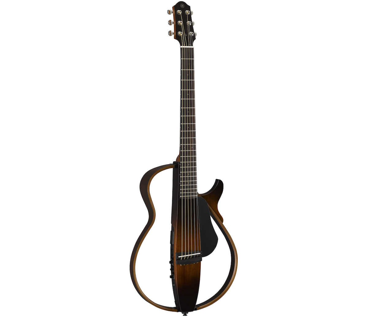 The Yamaha SLG200S SILENT Guitar.