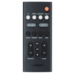 Small remote control.