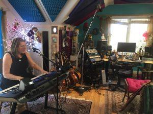 Beth Nielsen Chapman in her home studio.