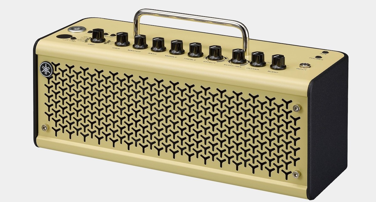 THR10II desktop amp.