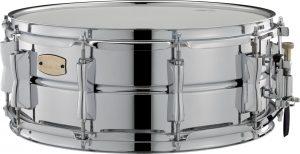 Steel snare drum