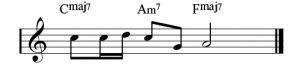 Musical Annotation