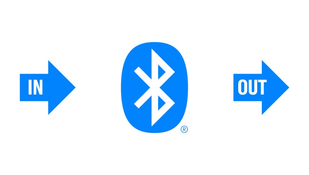 Bluetooth symbol.