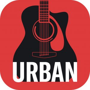 Icon for the URBAN app.